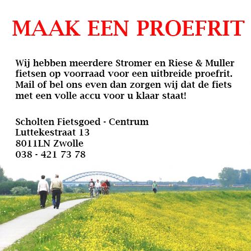 Stromer Riese & Muller High-Speed