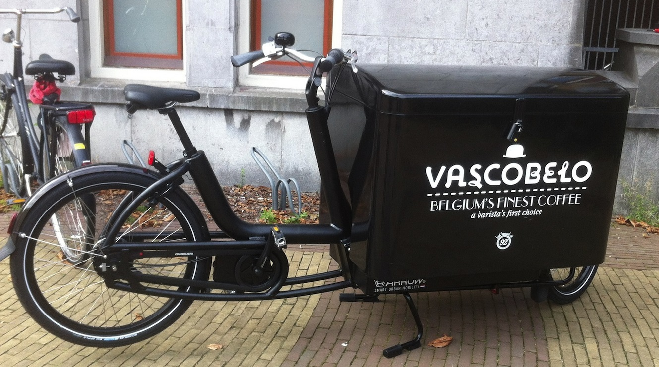 Urban Arrow Transport Bakfiets