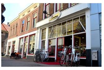 Foto hoofdfiliaal Centrum van Zwolle