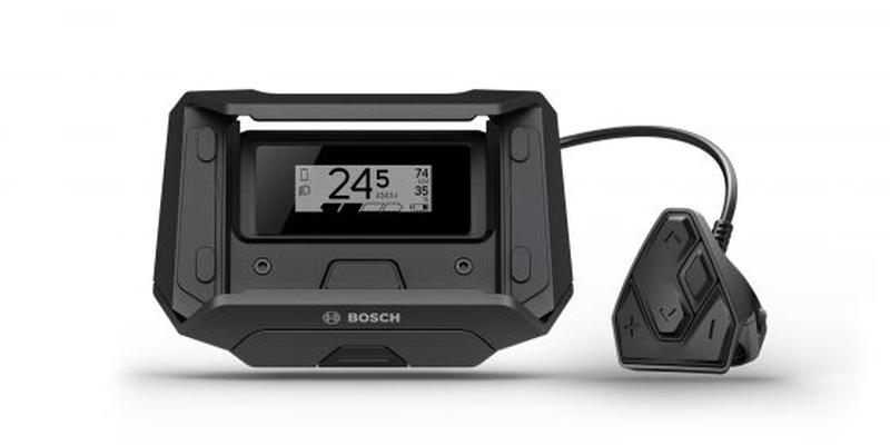 Bosch Smartphone Hub Overview