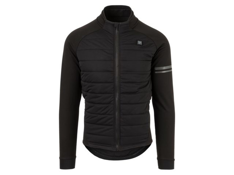 Deep winter heated jacket