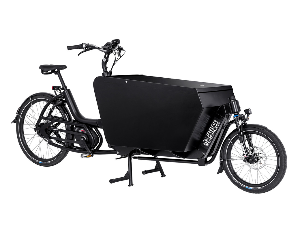 URBAN ARROW CARGO FLATBED L Cargo Zee