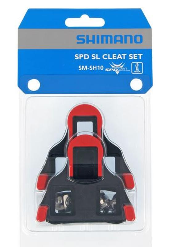 Shimano Schoenplaatjes SPD SL SM-SH10