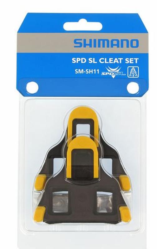 Shimano Schoenplaatjes SPD SL SM-SH11
