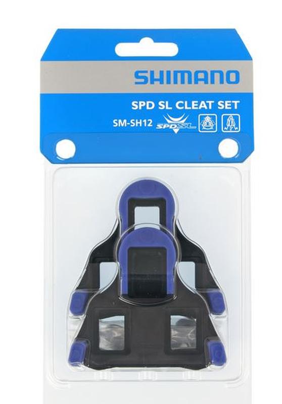Shimano Schoenplaatjes SPD SL SM-SH12