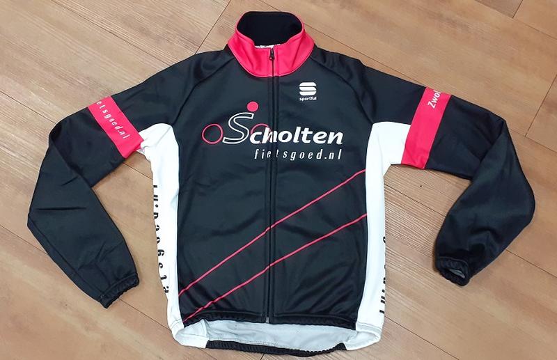 Scholten P. Softshell jacket dames