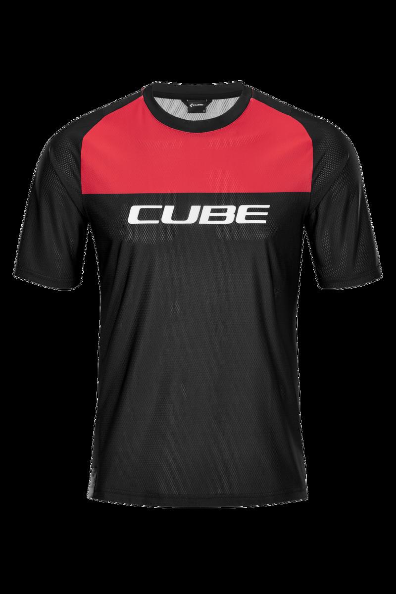 Cube Edge round neck jersey