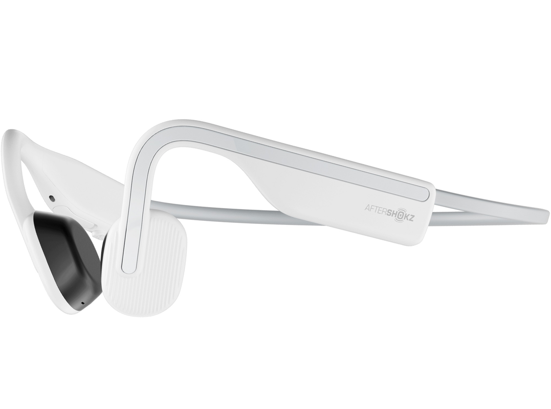 AfterShokz - OPENMOVE Alpine White