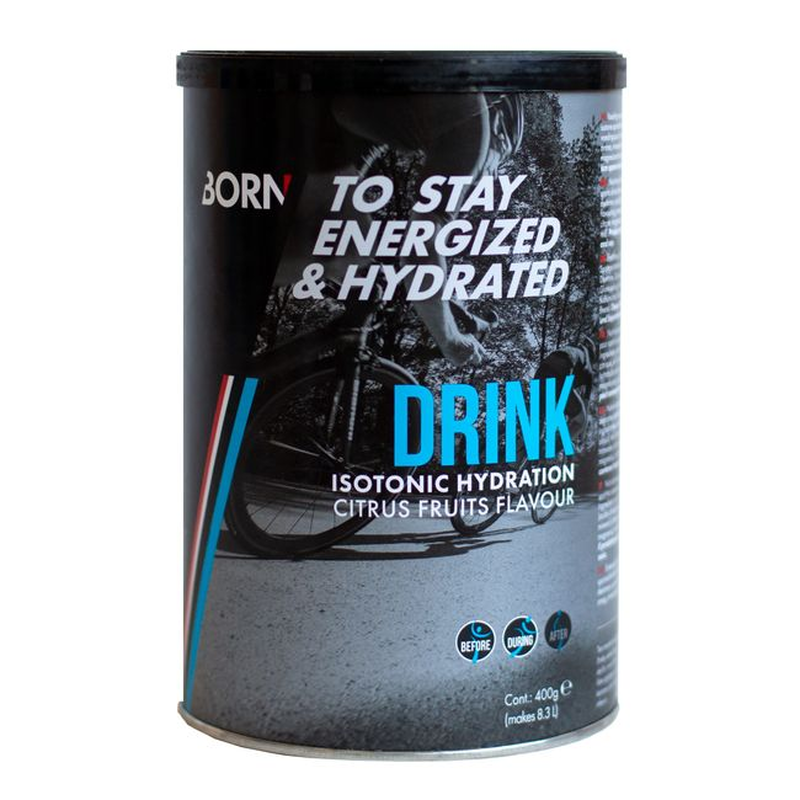 BORN Drink Isotonic Fresh 400gr