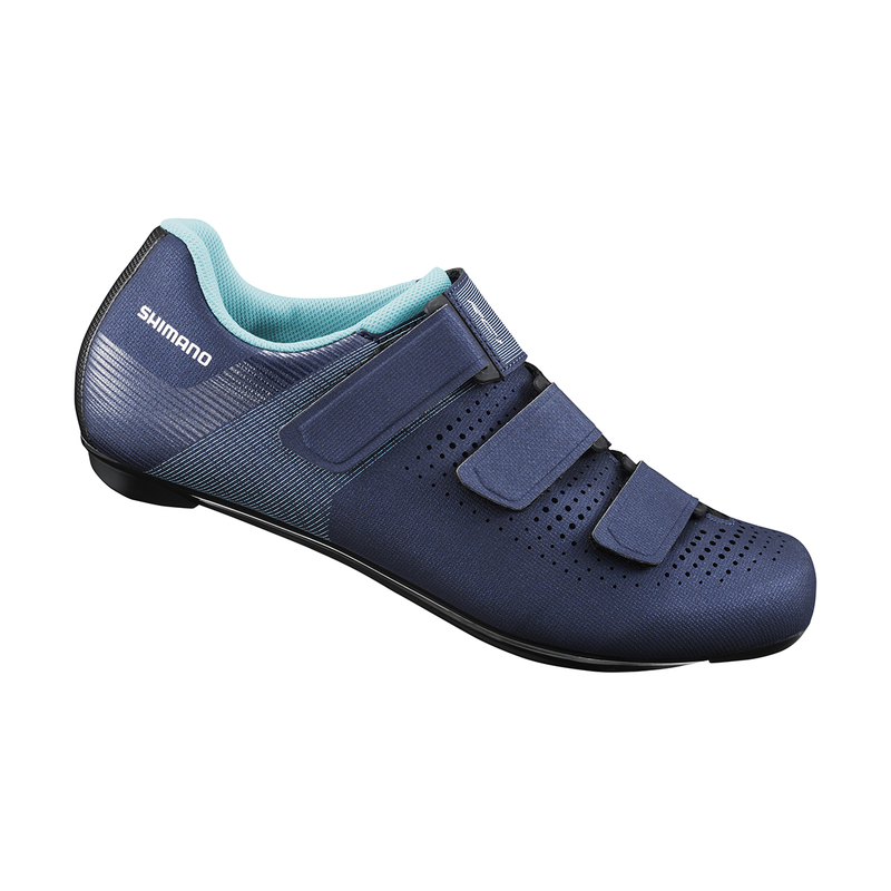 Shimano RC100 Race Blauw dames