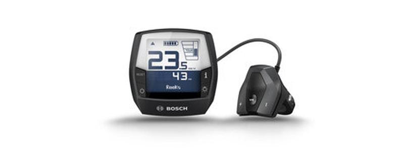 Bosch Intuvia Display