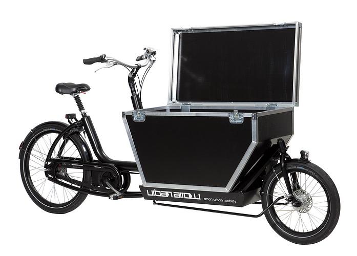 Urban Arrow Transport Bakfiets