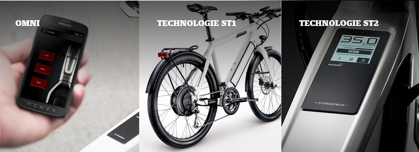 Stromer Riese & Muller High-Speed
