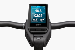 Bosch E-bike display's